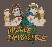 Double Impossible by arcadeimpossibl