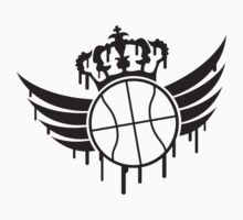 Basketball Blazon Logo Graffiti by Style-O-Mat