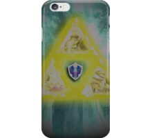 Legend of Zelda Triforce  iPhone Case/Skin