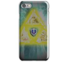 Legend of Zelda Triforce  iPhone Case/Skin