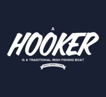 Once Upon a Time - Hooker - Irish Boat by VancityFilming
