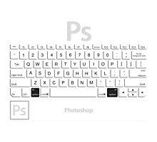 Photoshop Keyboard Shortcuts Opt Photographic Print