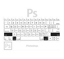Photoshop Keyboard Shortcuts Opt+Shift Photographic Print