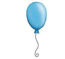 Balloon by Meghan Harper
