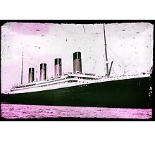 Ship of Dreams 2 Photographic Print