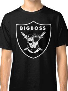 Raiders x Metal Gear Solid - Big Boss (Raiders) Classic T-Shirt