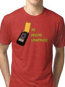 TOS - The Original Smartphone Tri-blend T-Shirt
