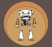 Orange Robot by Danny Patterson