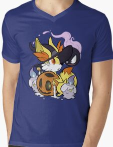 A Ghastly Conjuring  Mens V-Neck T-Shirt