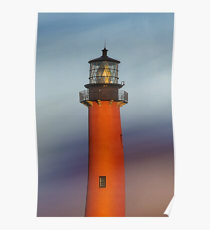 Jupiter Inlet Lighthouse Poster
