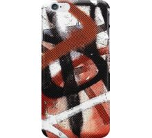 neighbourhood graffiti artist iPhone Case/Skin