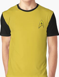 Star Trek Command Uniform Graphic T-Shirt