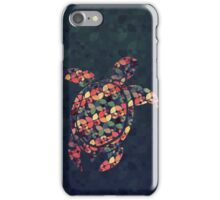 The Pattern Tortoise iPhone Case/Skin
