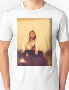 Where is my Soul by Mary Bassett T-Shirt