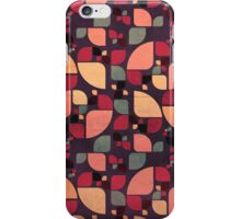 Vintage Butterflies Pattern iPhone Case/Skin