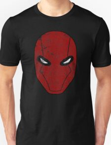 Red Hood Mask  Unisex T-Shirt