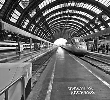 Milano Centrale by Adrian Alford Photography