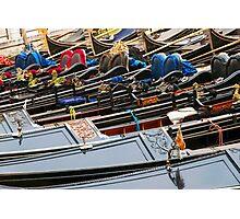 Gondola Prime Photographic Print