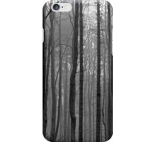 Misty forest 2 iPhone Case/Skin