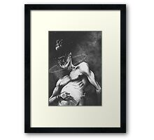 Thoughtless Framed Print