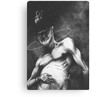 Thoughtless Canvas Print