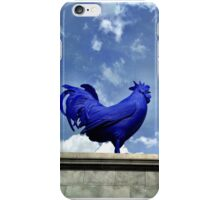 Katharina Fritsch's Hahn/Cock, London iPhone Case/Skin