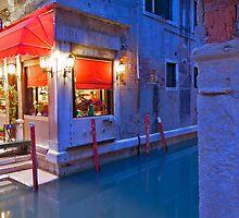 Venice Ristorante by Adrian Alford Photography