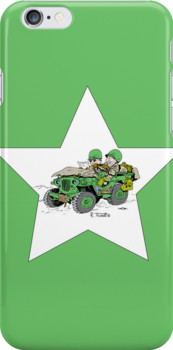 WW2 Willys MB Jeep  by RFlores