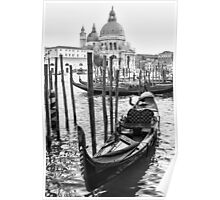 Romance Gondola Poster