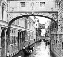 Bridge Of Sighs by Adrian Alford Photography