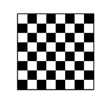 Chess/Checkers Board iPad Case by Jonathan Lynch