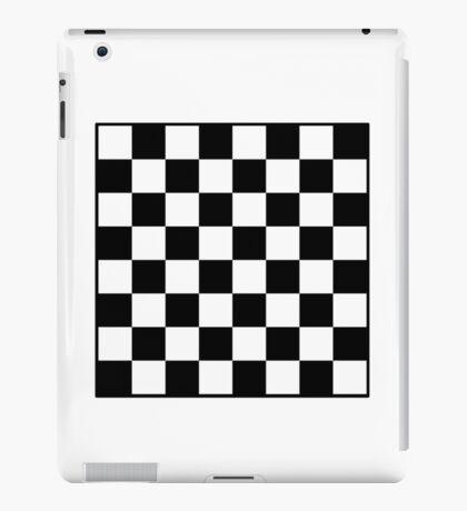 Chess/Checkers Board iPad Case iPad Case/Skin