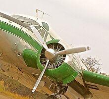 1956 Beechcraft E18S C/N BA-216 by Lebogang Manganye
