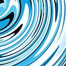 Big Blue Wave by Ra12