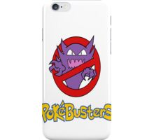 PokeBusters iPhone Case/Skin