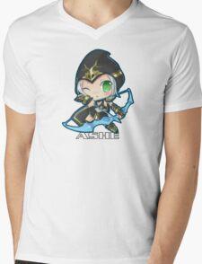 Ashe Mens V-Neck T-Shirt