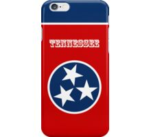Smartphone Case - State Flag of Tennessee II iPhone Case/Skin