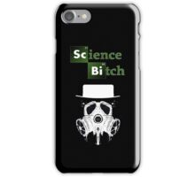 Breaking Bad- Science Bitch/Gas Mask iPhone Case/Skin