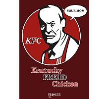 Kentucky FREUD Chicken Photographic Print
