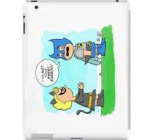 Bat-PNutz iPad Case/Skin