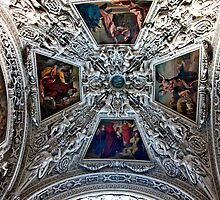 Ceiling Of Parables by phil decocco