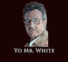Yo Mr. White by Tom Roderick