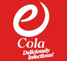 E-Cola - Deliciously Infectious by TeesBox