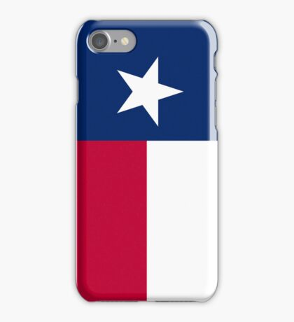 Smartphone Case - State Flag of Texas I iPhone Case/Skin