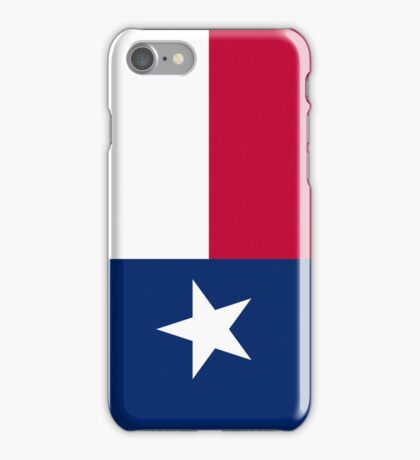 Smartphone Case - State Flag of Texas II iPhone Case/Skin