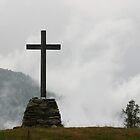 Cross in the Clouds by niksheppard