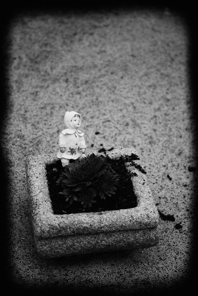 Cemetary I by FotoArtRoth