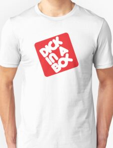 Dick in a Box Retro T-Shirt