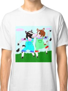 Moohug Designs, Cows Classic T-Shirt