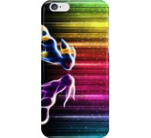 Stripes in the sky iPhone Case/Skin